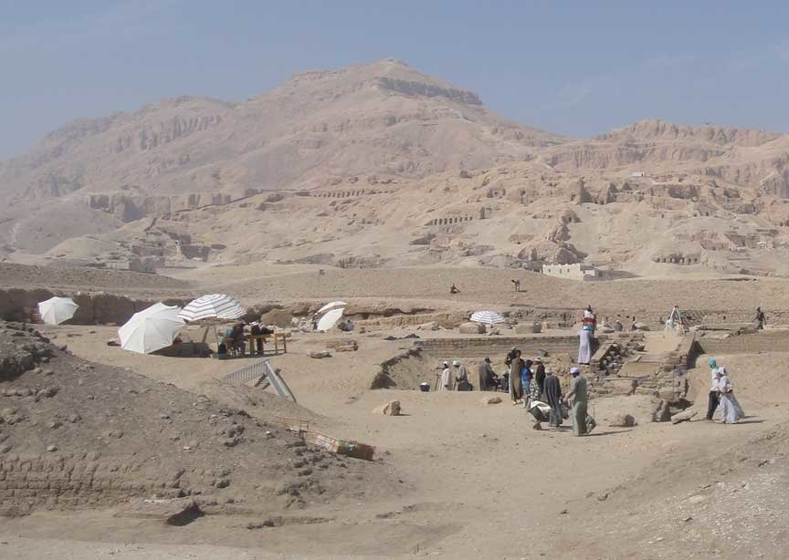 Archaeological Digs in Egypt an Archaeological Dig on The